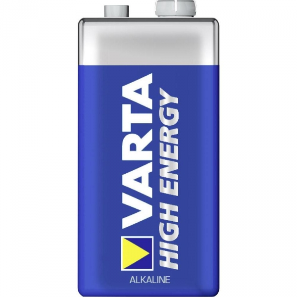 varta high energy alkaline battery 9v freestyle. Black Bedroom Furniture Sets. Home Design Ideas