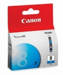 Canon Chromalife100 CLI-8 Cyan Ink Cartridge for Canon PIXMA Pro9000 Mark II