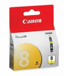 Canon Chromalife100 CLI-8 Yellow Ink Cartridge for Canon PIXMA Pro9000 Mark II