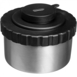 Kalt Stainless Steel 35mm Tank with Plastic Lid - 8 oz.