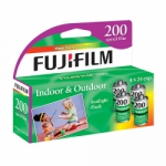Fuji Fujifilm 200 ISO 35mm x 24 exp. (4-Pack)