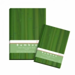 Hahnemühle Bamboo Sketch Book Green Cover - 105gsm 8.3x5.8/64 Sheets