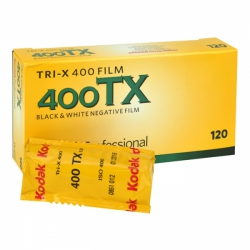 kodak tri x 400 iso 120 size tx single roll unboxed. Black Bedroom Furniture Sets. Home Design Ideas
