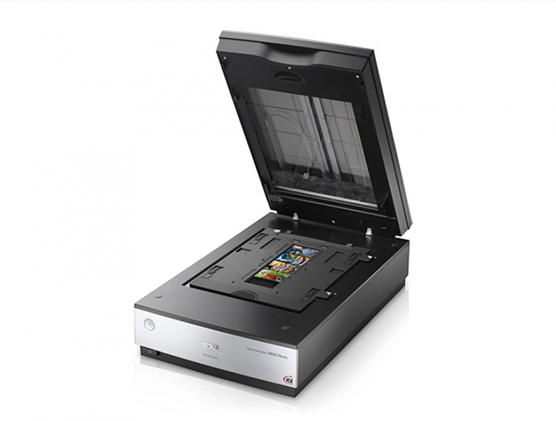 Epson Perfection V800 Photo Film Flatbed Scanner with Film Holders