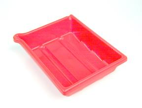 Arista Developing Tray - Accommodates 8x10 inch print size - Red