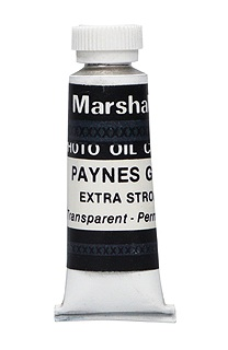 Marshall Oils 1/2 x 2 inch Tube - Paynes Gray Extra Strong