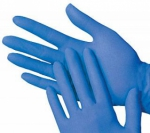 Protex Disposable Nitrile Exam Gloves (Large) - 100 Pack