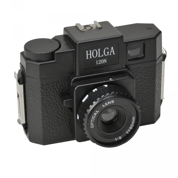 Holga 120N Plastic Medium Format Camera
