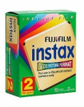 Fujifilm Instax Wide ISO 800 Instant Film - 20 Exposures