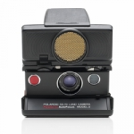 Polaroid SX-70 Sonar Camera from Impossible - Black