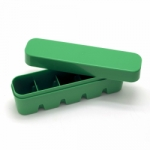 35mm Film Hard Case Green - Holds 5 Rolls of Film