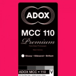 Adox Premium MCC 110 VC FB 8x10/5 Sheet Sample Pack - Glossy