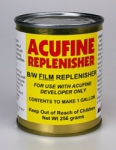 Acufine Powder Film Developer Replenisher 1 Gallon