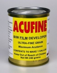 Acufine Powder Film Developer 1 Gallon
