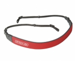 OP/TECH Fashion Strap 3/8 in. Camera Strap - Red