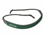 OP/TECH Fashion Strap 3/8 in. Camera Strap - Forest Green