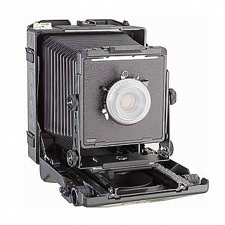 toyoview 45cf 4x5 field camera (body only) with #0