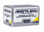Arista EDU Ultra 100 ISO 35mm x 36 exp.
