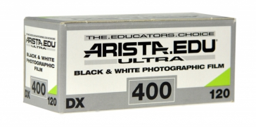 Arista EDU Ultra 400 ISO 120 size