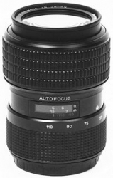 Mamiya 55-110mm f/4.5 Autofocus Lens for 645 AF-D