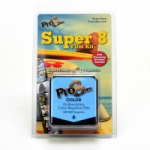 Pro8mm Super 8 Film Kit Color ISO 200 (Tungsten Balanced)