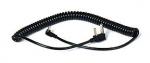 Flash Cord PC-AC 5 ft. Coiled