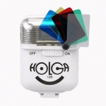 Holga 12S Flash for Holga 135 TIM Camera - White