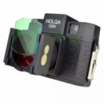 Holga Double Filter Holder