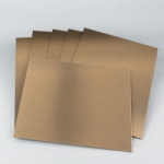 DASS ART Dibond Gold Sheets 8 in. x 10 in., 6 Pack