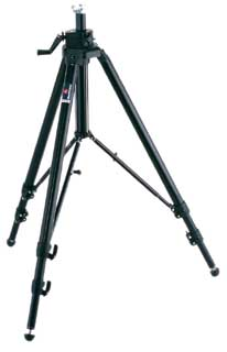 Manfrotto 3036 Legs Only (Black)