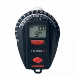 Gossen Digisix 2 Compact Ambient and Reflective Light Meter