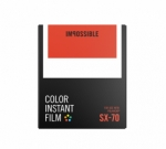 Impossible Instant Color Film for SX-70 - White Frame 8 Exposures