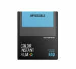 Impossible Instant Color Film for 600 - Black Frame - 8 Exposures