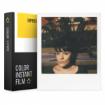 Impossible Instant Color Film  for i-Type - White Frame 8 Exposures