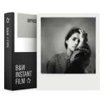 Impossible Instant B&W Film  for I-Type - White Frame 8 Exposures
