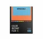 Impossible Instant Color Film for 600 - Color Frames 8 Exposures