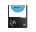 Impossible Instant Color Film for 600 - Round Frame White 8 Exposures