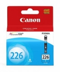 Canon Chromalife100+ CLI-226 Cyan Ink Cartridge for Canon PIXMA iP4820 & MG8120 Inkjet Printers