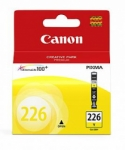 Canon Chromalife100+ CLI-226 Yellow Ink Cartridge for Canon PIXMA iP4820 & MG8120 Inkjet Printers
