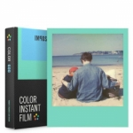 Impossible Instant Color Film for 600 - Mint Frame - 8 Exposures