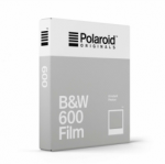 Polaroid Originals Black and White Film for 600 - 8 Exp. - White Frame
