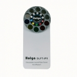 Holga iPhone 5,5S, 5C and SE Detachable Lens and Filter Case - White