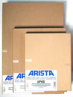 how to develop ortho litho film