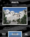 Arista Americana Collection Inkjet Fabric Rushmore- 160gsm 17x22/20 Sheets