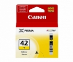 Canon ChromoLife 100+ CLI-42 Yellow Ink Cartridge