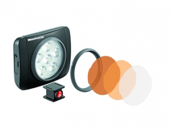 Manfrotto Lumie Art LED Light and Accessories - Black