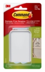 3M Command™ Jumbo Canvas Hanger Adhesive For Stretch Canvas