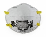 3M Dust Mask Particulate Respirator N95 10 Pack