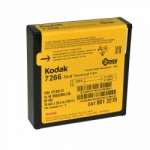 Kodak Tri-X Reversal Film Super 16mm x 100 ft. Spool - Single Perforated