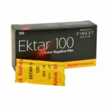 Kodak Ektar 100 ISO 120 Size (Single Roll Unboxed)